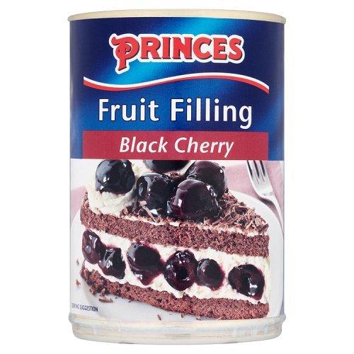 Princes Fruit Filling Black Cherry (410g)
