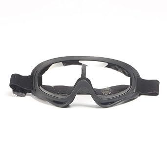 Gafas tácticas antivaho a prueba de viento de los vidrios Protección polarizada UV400 de los vidrios