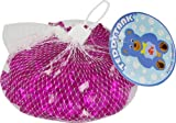 Teddy Tank Toy Accessories with Purple Acrylic Diamond Shaped Stones, 8.8-Ounce