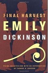 Final Harvest: Poems Paperback