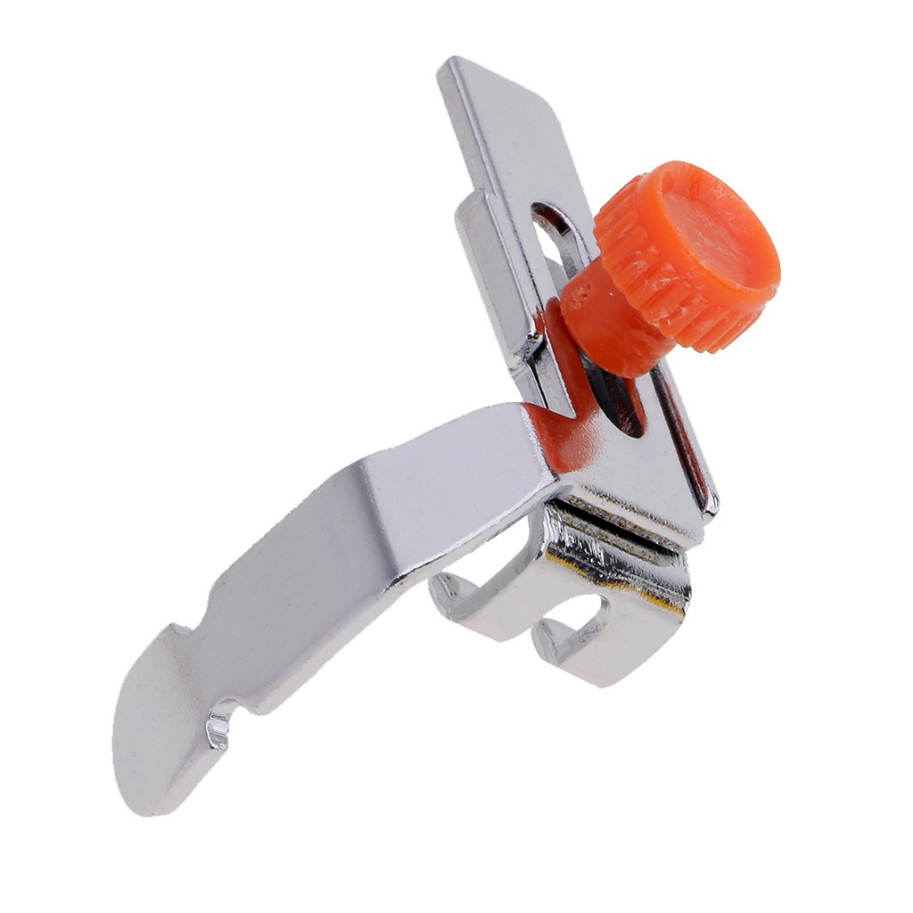 MonkeyJack Domestic Low Shank Multifunctional Sewing Machine Parts Invisible Adjustable Zipper Foot Snap On for Singer Brother Janome Juki