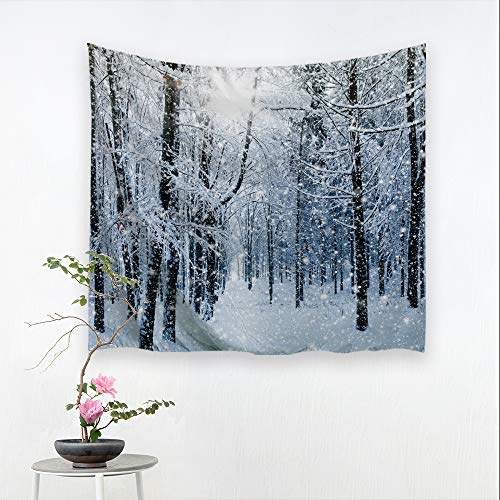 Alfalfa Wall Hanging Decor Nature Art Polyester Fabric Tapestry, For Dorm Room, Bedroom,Living Room - 60