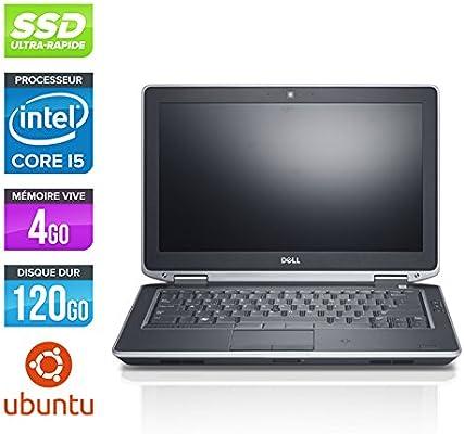 DELL Latitude E6330 – PC portátil – 13.3 – Gris (Intel Core i5 ...