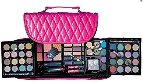 ulta makeup kit. amazon.com : ulta just in case blockbuster 71 pc makeup set ulta kit beauty