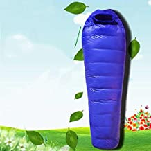 XUEXIN Sleeping bags ultra - light outdoor feathers camping mummies feathers warm winter spring and summer seasons sleeping bags
