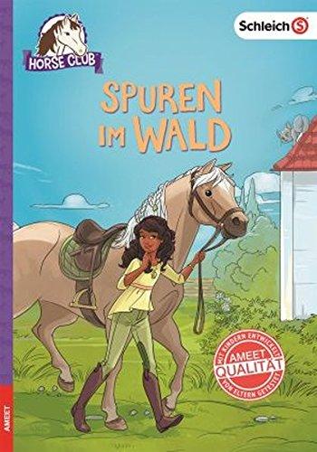 schleich-horse-club-spuren-im-wald