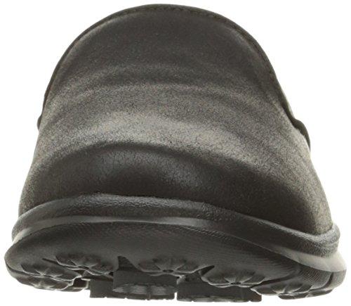 Chaussures Go Step Untouched pour femme Black Leather