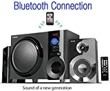 Boytone BT-210FB Wireless Bluetooth Stereo Audio Speaker with Powerful Sound, Bass System, Excellent Clear Sound & FM Radio, Remote Control, Aux-In Port, USB/SD/for Phone's, La (Certified Refurbished)