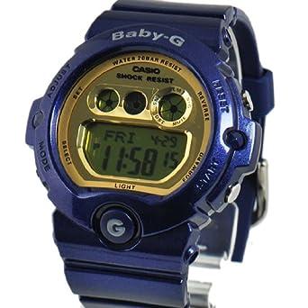 dc60b46dca CASIO カシオ Baby-G ベビーG レディース 腕時計 デジタル BG-6900-2DR ブルー
