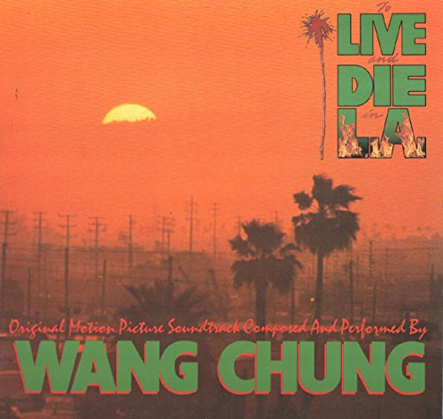 Wang Chung: To Live And Die In L.A. Soundtrack LP NM Canada Geffen XGHS 24081