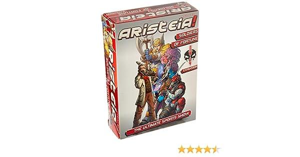 Aristeia!: Soldados de fortuna: Amazon.es: Juguetes y juegos