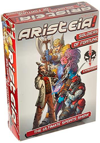 Corvus Belli Aristeia! Soldiers of Fortune