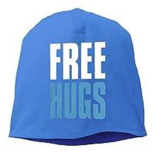 Free Hugs Head Felt Hat Bucket Hat Blank