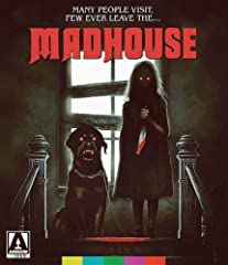MANY PEOPLE VISIT ... NO ONE EVER LEAVES. Helmed by legendary producer/director Ovidio Assonitis, the man behind such cult favourites as The Visitor and Piranha II: The Spawning, Madhouse is a crimson-soaked tale of sibling rivalry taken to a...