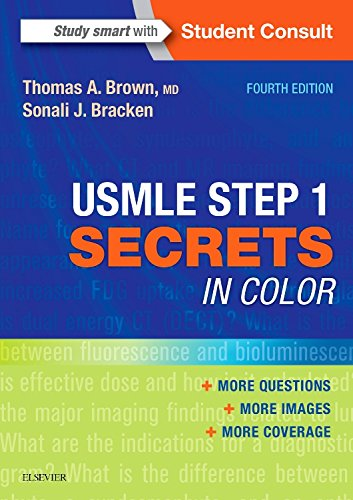 USMLE Step 1 Secrets in Color, 4e