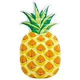 "Toys : Intex Pineapple Inflatable Mat, 85"" X 49"""