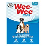 Four Paws Wee-Wee Dog Training Pads, 7-Pack