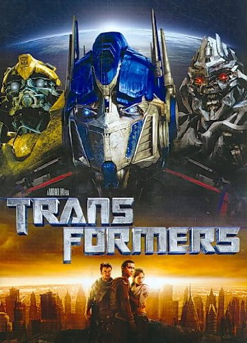 Price comparison product image Transformers [DVD] (2007)