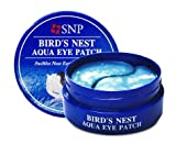 SNP Bird's Nest Aqua Eye Patch Including Swiftlet Nest Extract (60pcs)