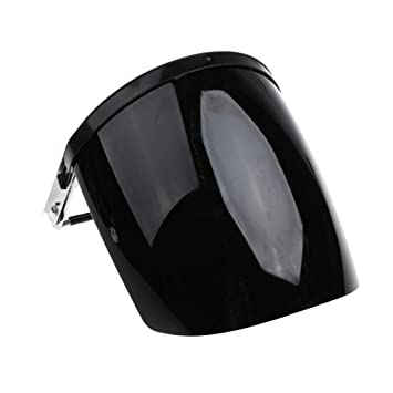 Safety Face Shield Clear Visor Full Mask Eye Protection Grinding Welding Supply