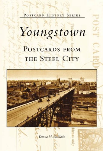 (Youngstown:   Postcards From The Steel City  (OH)  (Postcard History Series))
