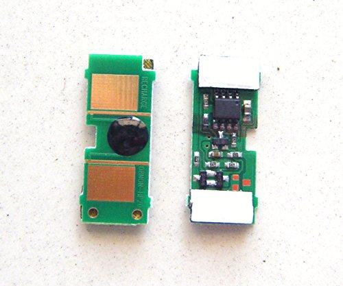 Compatible HP 2550L 2550Ln 2550n 2820 2840 2830 Toner Reset Chip Use for HP Q3960A Q3961A Q3962A Q3963A Printer Cartridge Chip Including 5 Set a Pack ()