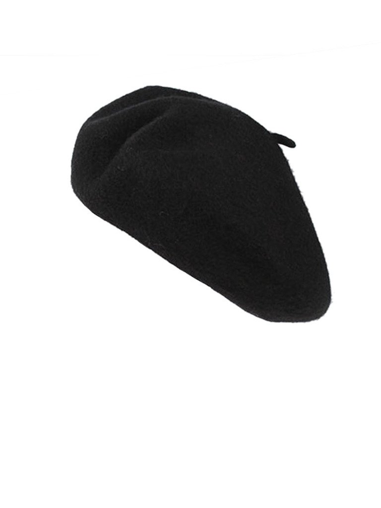 Clothink Women Or Men 100% Wool Solid Berets French Beret Many Colors Available
