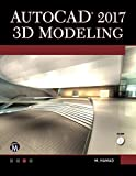 img - for AutoCAD 2017 3D Modeling book / textbook / text book