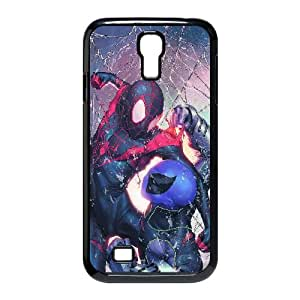 Spider Man Comic Samsung Galaxy S4 90 Cell Phone Case Black DIY Ornaments xxy002-3720196