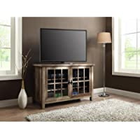 Better Homes and Gardens Oxford Square TV Stand and Console for TVs up to 55 (TVs - Weathered)