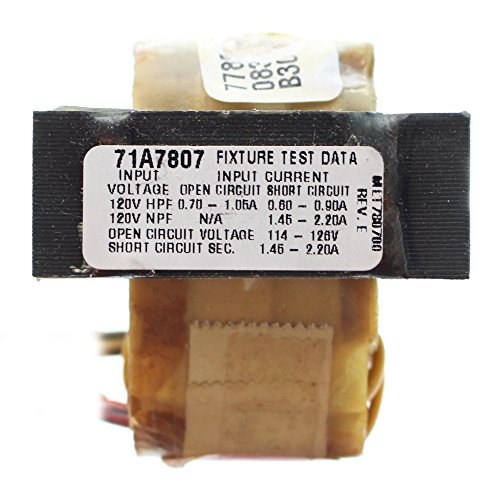 Philips Advance 71A7807001DB (1) 50 Watt High Pressure Sodium Lamp Magnetic HID Ballast Kit 120 Volt