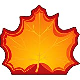 Creative Shapes Etc. Maple Leaf Notepad