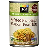 365 Everyday Value Organic Refried Pinto Beans, 13.5 oz