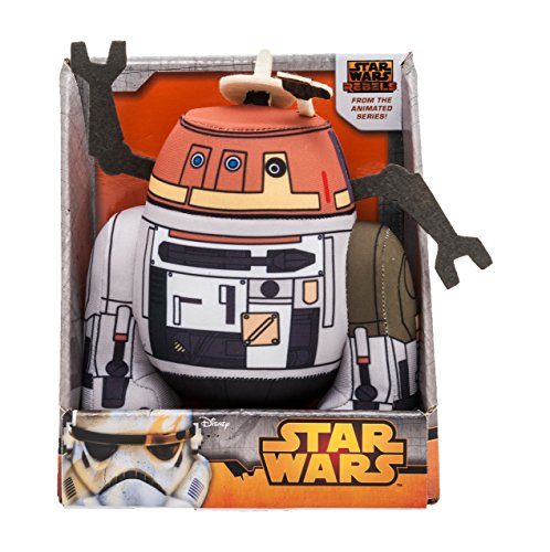 [Comic Images Star Wars Chopper Doll Plush] (Star Wars Chopper)
