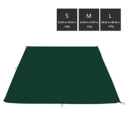 Smart Backpacker 210t Fabric Camping Shelter Tarp Beach Sun Shades Shelters Canopy Waterproof Costumes & Accessories