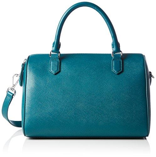 B H x T Iola ECCO Blu x 90557 Borsa Bowling 25x20x16 cm Blau Donna YWvHWaz