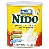 Nido, Milk Pwdr Nido Fcrm, 1.76 LB (Pack of 12)