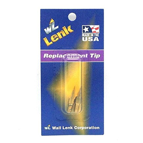 Wall Lenk WB25SKT Cutting & Fusing Tip for Woodburning Tools (Pack of 2)