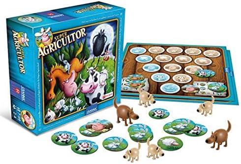 MORAPIAF 599386031 - Super Agricultor: Amazon.es: Juguetes y juegos