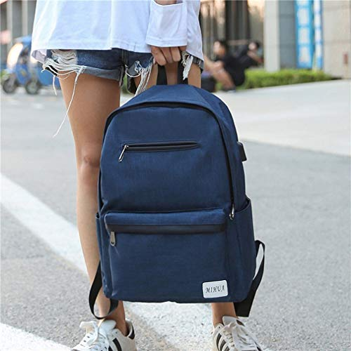 Bag Casual Repellent Sunnyday Sports Bucket Students Fashionable Gold Backpack Unisex School Canvas Water fwFtq4O