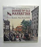img - for The Hone and Strong Diaries of Old Manhattan book / textbook / text book