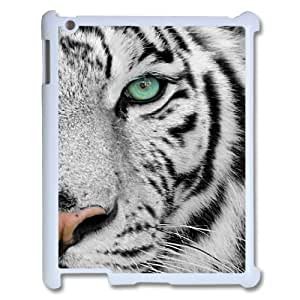 Custom Colorful Case for Ipad 2,3,4, Tiger Cover Case - HL-R646776