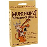 Steve Jackson Games Munchkin 4 the Need for Steed