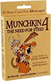 Munchkin 4 Need for Steed expansion