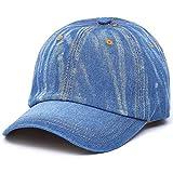 BAIELFES Summer Ladies Bone Hip Hop Hat Cowboy Hat Plain Baseball Cap