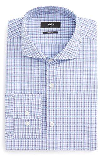 hugo boss shirt dress - 9