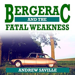 Bergerac and the Fatal Weakness Audiobook