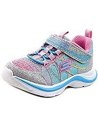 Skechers Girl Swift Kicks-Color Spark Tennis Shoe
