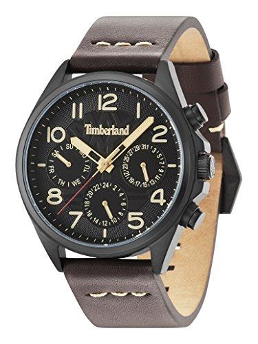 Timberland-Herren-Armbanduhr-Clarendon-Analog-Quarz-TBL94840AEU02A