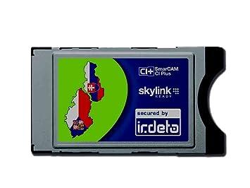 SmardTV Irdeto CI+ SmarCAM Skylink Ready: Amazon.es: Electrónica